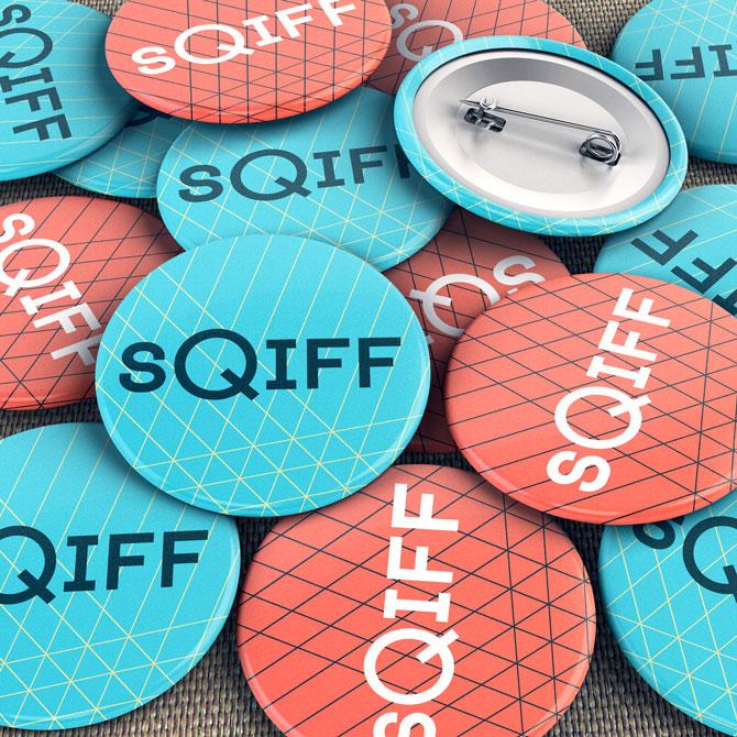 SQIFF Badge Design