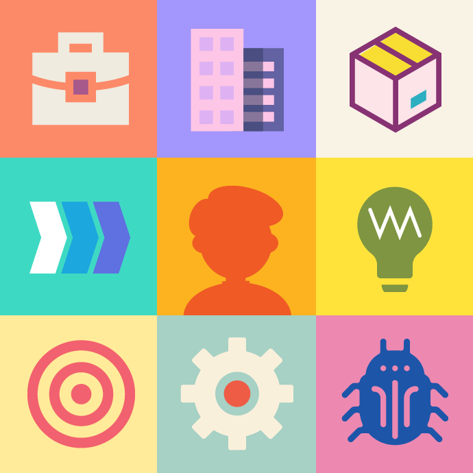 SuiteCRM Icon Designs