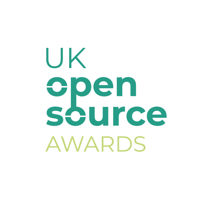 UK Open Source Awards Logo Design